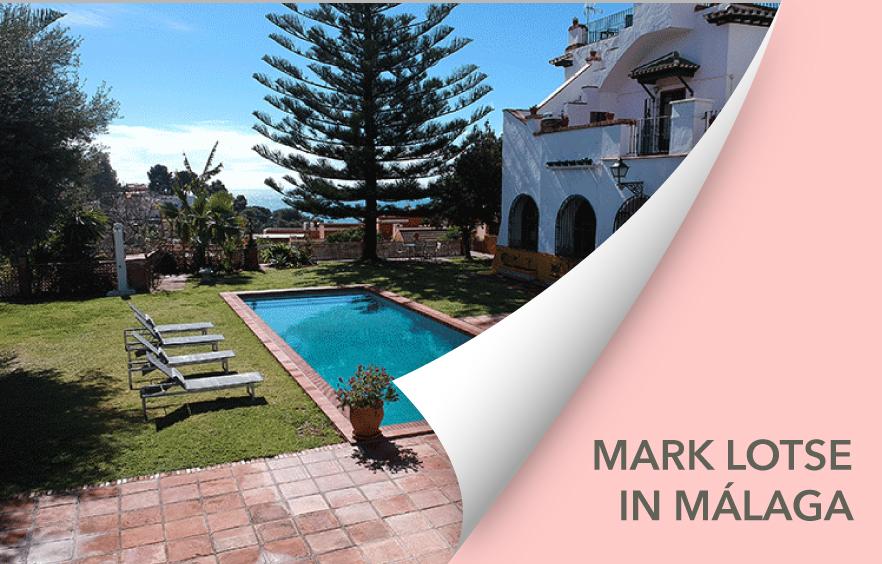 Mark Lotse in Malaga