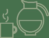 Kaffeepause -grün