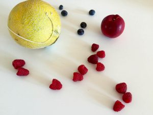 Frische Früchte Mark Lotse