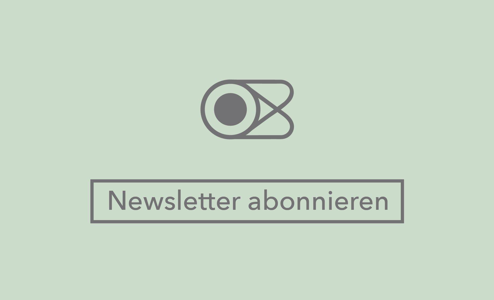 Registrierung Monatlicher Newsletter