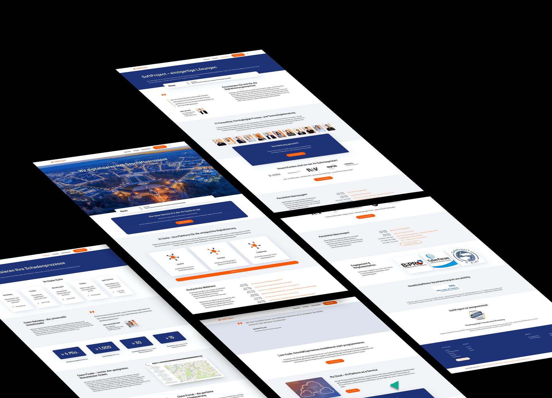 softproject-website-screenshots